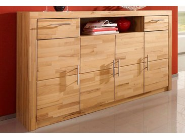 Highboard, Neckermann, beige