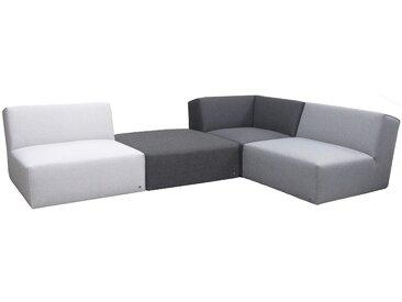 TOM TAILOR Ecksofa »Elements«, bestehend aus 4 Sitzelementen