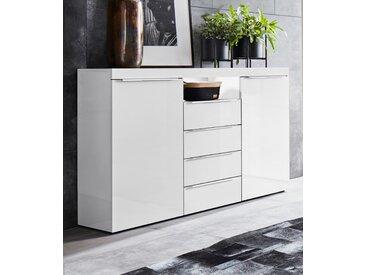 Highboard »DURBAN«, Breite 139 cm, borchardt Möbel, weiß