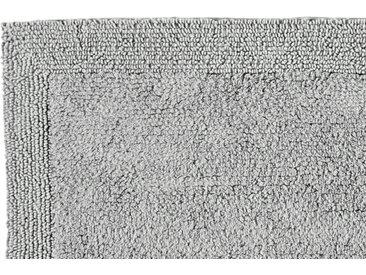 heine home Badteppich , wendbar, grau, ca. 50/90 cm