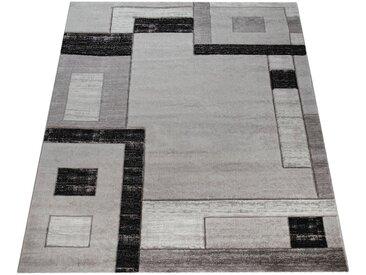 Läufer »Florenz 8529«, Paco Home, rechteckig, Höhe 16 mm, Kurzflor, grau