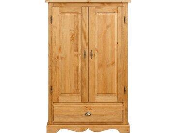Home affaire Wäscheschrank »Teo« 2trg mit 1 Schublade und 2 Einlegeböden, Breite 95 cm, beige