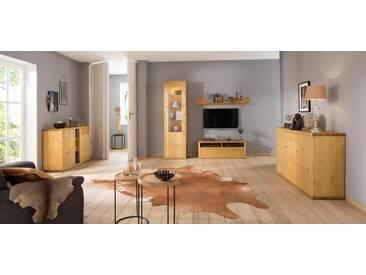 Premium Collection by Home affaire Sideboard »Delice« im Landhausstil, mit Soft-Close Funktion, Breite 132 cm, beige