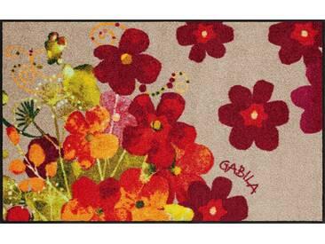 Fußmatte »Maggio«, Salonloewe, rechteckig, Höhe 7 mm, waschbar, In- und Outdoor geeignet, bunt, 50x75 cm