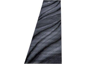 Läufer »Miami 6630«, Ayyildiz, rechteckig, Höhe 12 mm, Kurzflor, grau