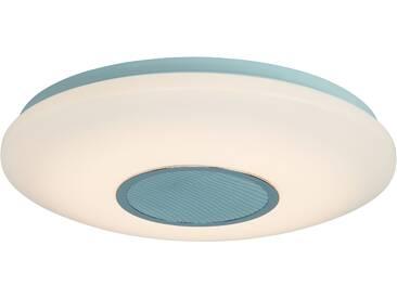 AEG Leuchten LED Deckenleuchte »Bailando«, mit Bluetooth-Lautsprecher, weiß