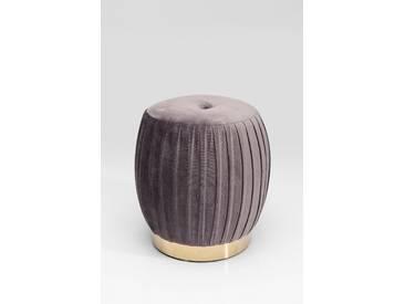 KARE Design Hocker »Pigalle«, grau