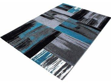Läufer »Lima 1350«, Ayyildiz, rechteckig, Höhe 13 mm, Kurzflor, blau