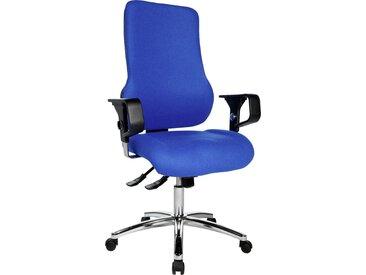 TOPSTAR Drehstuhl »Sitness 55«, blau
