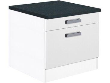OPTIFIT Unterschrank »Elm« für Waschmaschine oder Trockner, Breite 60 cm, weiß
