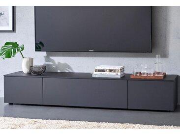 SPECTRAL Lowboard »Select«, wahlweise mit TV-Halterung, Breite 200 cm, schwarz