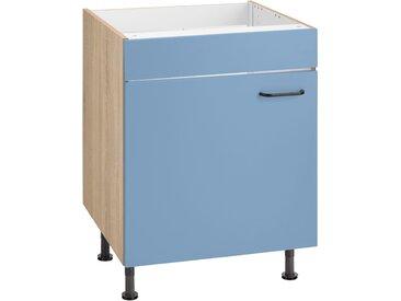 OPTIFIT Spülenschrank »Elga«, blau