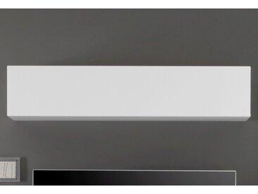 LC Hängeschrank, horizontal montierbar, weiß