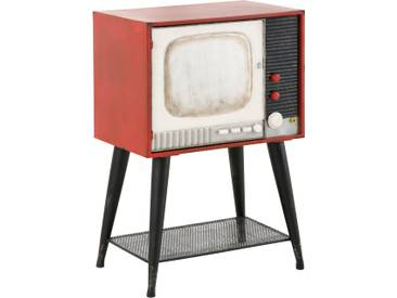 Home affaire Kommode »Retro TV«, Breite 46 cm, bunt