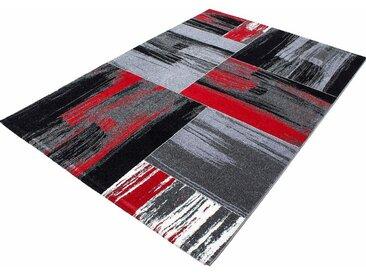 Läufer »Lima 1350«, Ayyildiz, rechteckig, Höhe 13 mm, Kurzflor, rot