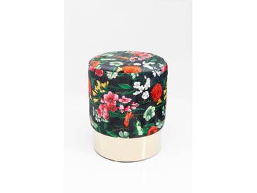 KARE Design Hocker »Cherry Flores«, gold