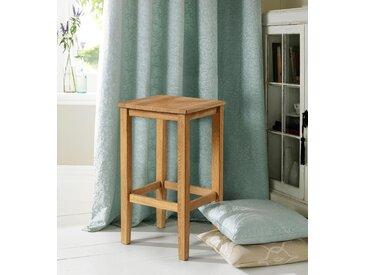 Home affaire Barhocker »Vaski«, aus schönem massivem Eichenholz, Sitzhöhe 68 cm