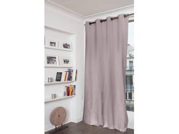 Blickdichter Vorhang mit Beschichtung in Violett - Moondream