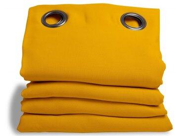 Lärmschutzvorhang Plus in Gelb - Moondream