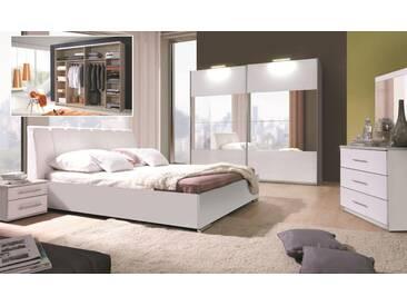 SchlafzimmerSerien Für Wenig Geld Online Kaufen Moebelde - Schlafzimmer komplett weiß hochglanz