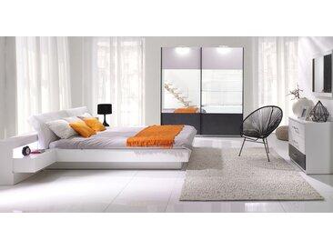 Doppelbett Serres 03 - Abmessungen: 160 x 200 cm