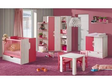 Kinderzimmer Für Mädchen Komplett Set, Kinderzimmermöbel Für Mädchen