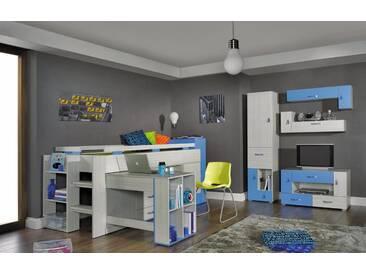 Jugendzimmer Jungen Etagenbett : Jugendzimmer sets für mädchen und jungs möbel dich online shop