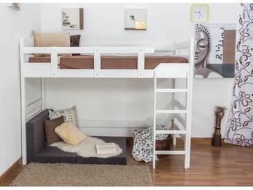 Hochbett Holz Weiß : Hochbetten zu top preisen kaufen moebel