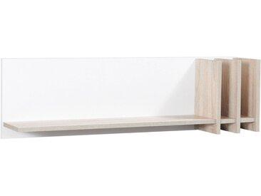 Hängeregal / Wandregal Marousi 14 - Abmessungen: 30 x 102 x 20 cm (H x B x T)