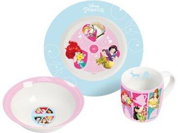 Kindergeschirr Disney Princess Do Anything, 3-tlg.