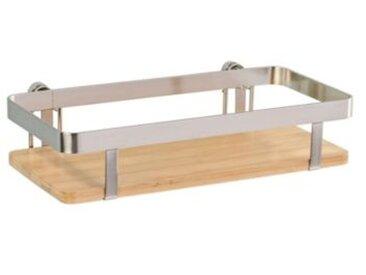 WENKO Vacuum-Loc® Universalregal Premium silber matt