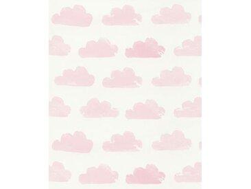 Vliestapete Eijffinger TOUT PETIT, Wolken, rosa, 10 m x 52 cm