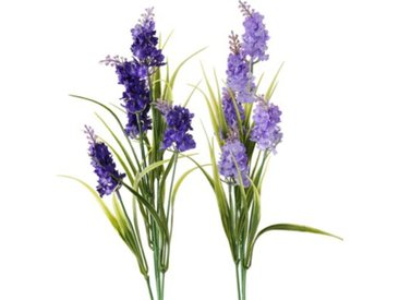 "2 Kunstpflanzen ""Lavendel "" H70 cm lila"