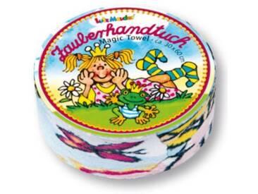 Lutz Mauder Verlag Zauberhandtuchr Prinzessin Miabella rosa/grün