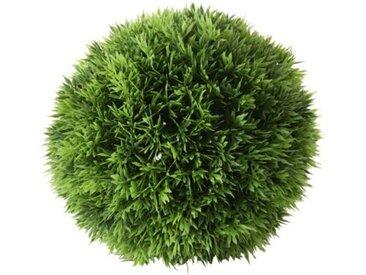"""Deko-Objekt """"Graskugel """" D18 cm grün"""