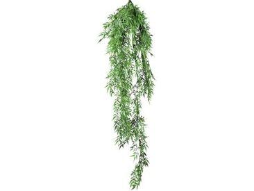 Bambusstrauch L90 cm grün