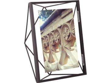 "umbra 3D Bilderrahmen ""Prisma Geometric"" 13 x 18 cm anthrazit  Erwachsene"