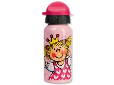Lutz Mauder Verlag Trinkflasche Prinzessin Miabella, 400 ml rosa