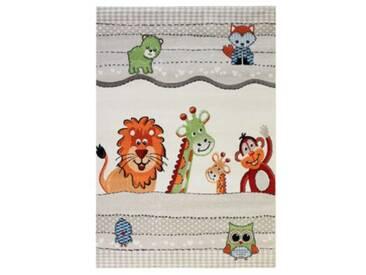 Impression Kinderteppich Rhapsody Farm Tiere, mehrfarbig, 160 x 230 cm