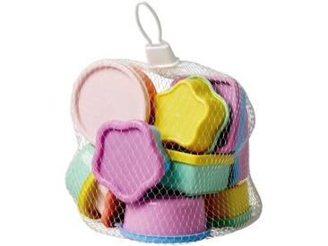 rice 12-tlg. Frischhaltedosen Set Boogie Colors bunt