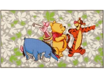 Kinderteppich Winnie Puuh und Freunde, 80 x 140 cm mehrfarbig
