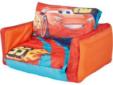 WORLDS APART Aufblasbares Sofa, Cars 3, ausklappbar rot