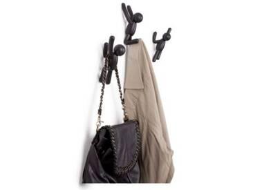 umbra Kleiderhaken Buddy Hooks 3 Haken schwarz