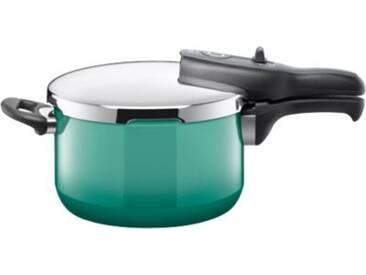 Silit Sicomatic® Schnellkochtopf t-plus Nature Green 4,5 L grün