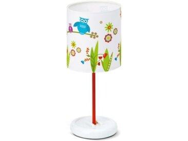 Brilliant LED Nachttischlampe Birds weiß