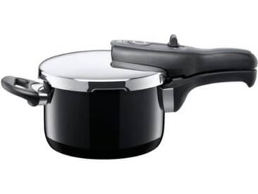 Silit Sicomatic Schnellkochtopf t-plus 2,5 L schwarz