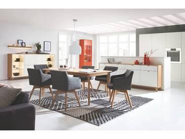 RMW Rietberger Möbelwerke Deviso/Lotus Esstisch 92461 Eiche sand 200x95 cm
