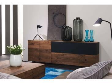 Wöstmann NW 770 Sideboard 2053 amerik. Kernnussbaum soft gebürstet