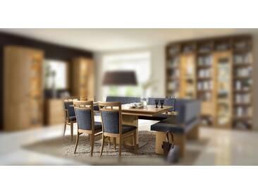 RMW Rietberger Möbelwerke Opus/Lando Säulentisch 90753 Eiche sand 190 x 95 cm