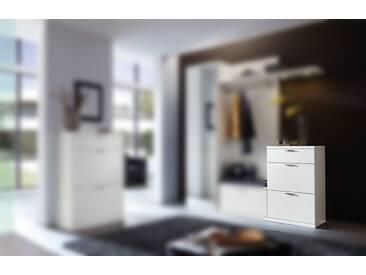 RMW Rietberger Möbelwerke Celesta/Siena Schuhschrank 32451 Lack weiß